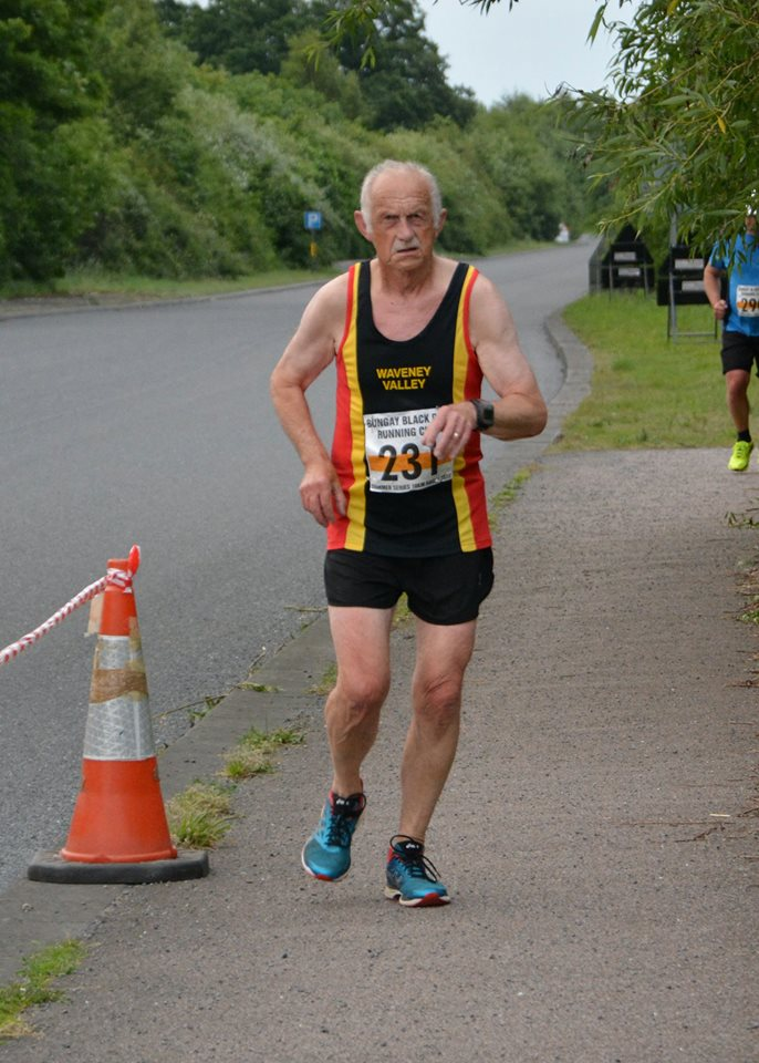 Bungay Summer 10K Race 1 18