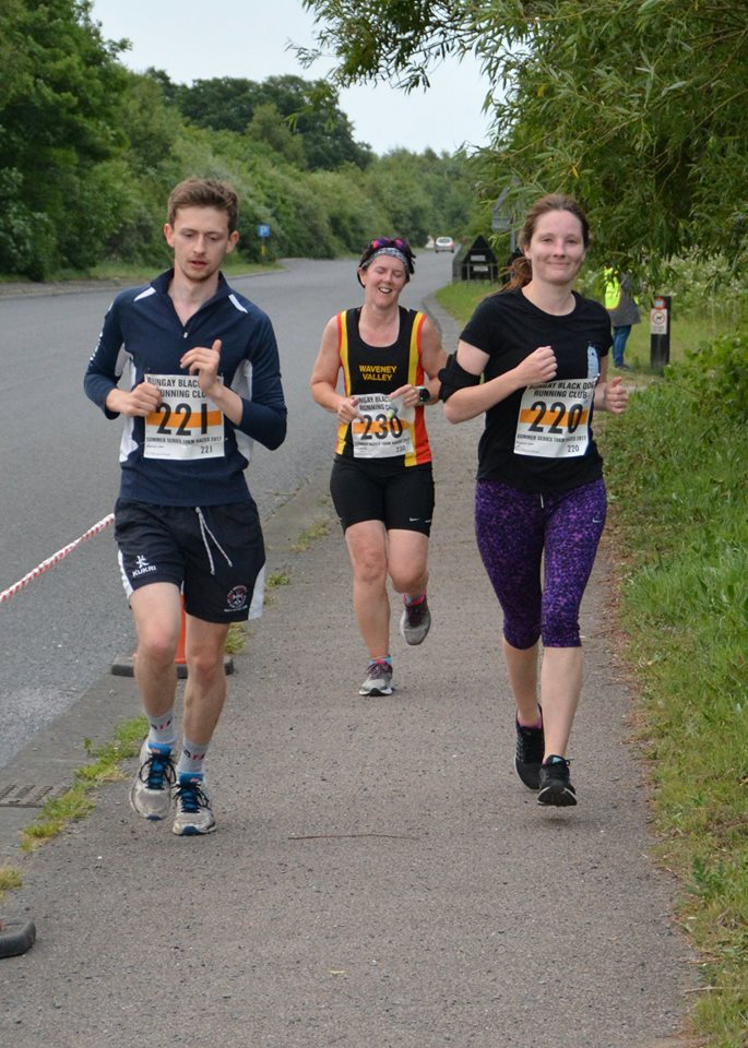 Bungay Summer 10K Race 1 19