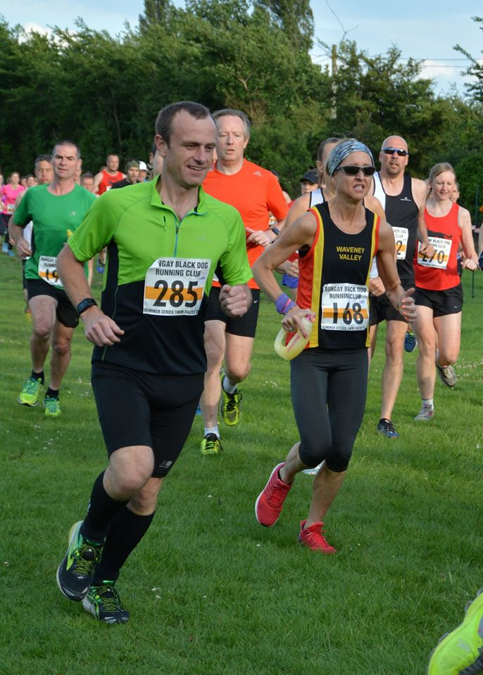 Bungay Summer 10K Race 1 5
