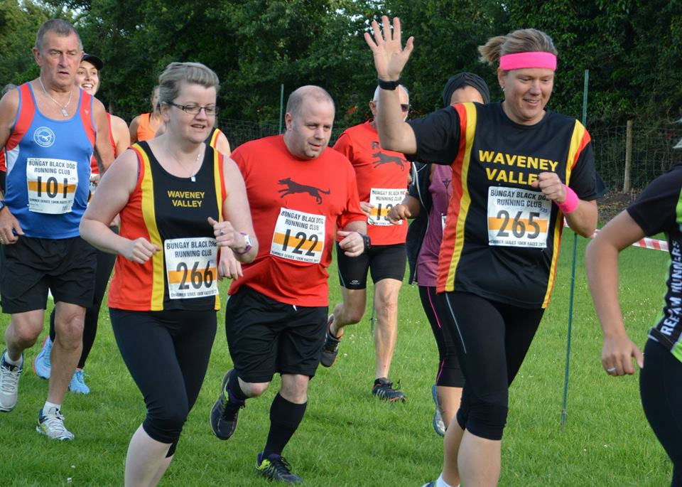 Bungay Summer 10K Race 1 7