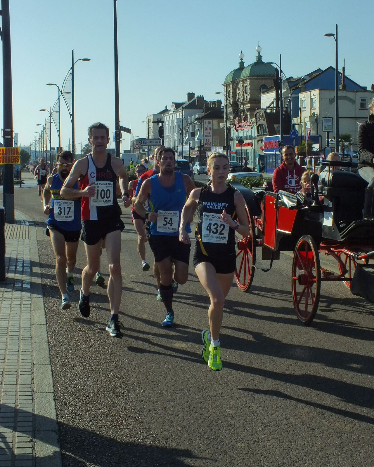 Great Yarmouth 10k 2017 2.1