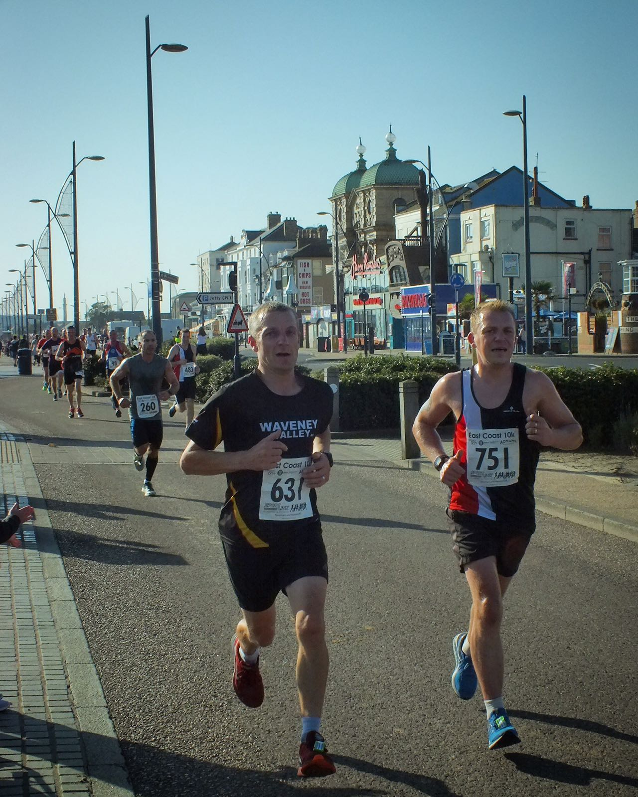 Great Yarmouth 10k 2017 4