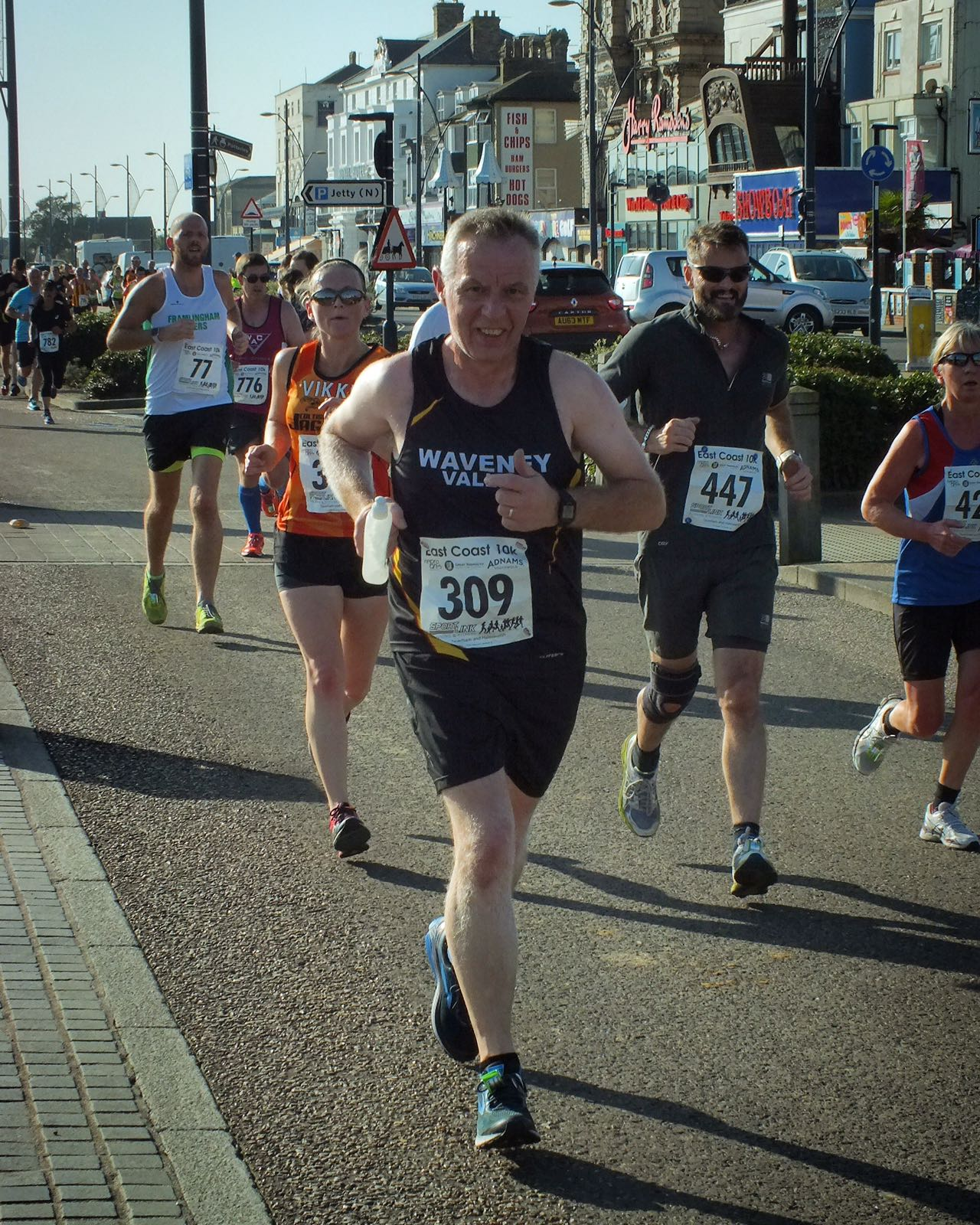 Great Yarmouth 10k 2017 8